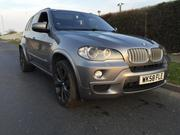 2008 Bmw X5 BMW X5 3.0SD M SPORT 58 head up,  pan roof,  Satnav,
