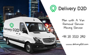 Removal Service - Man with a Van ( Croydon )
